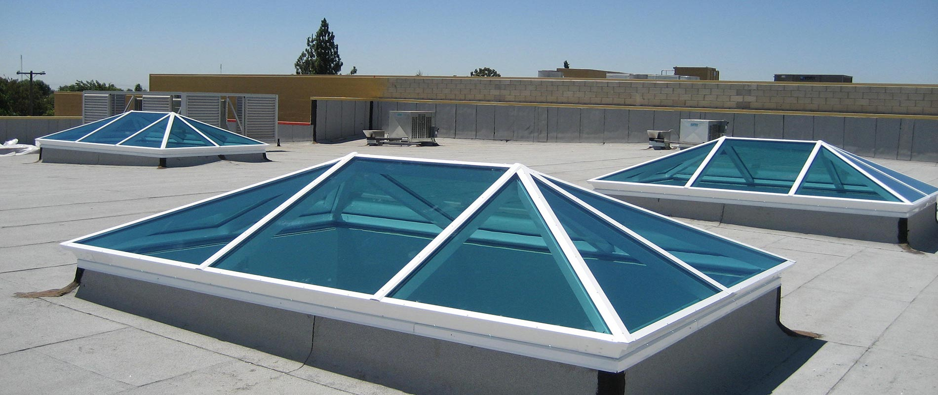 Lane Aire Manufacturer Of Skylights And Roof Hatches